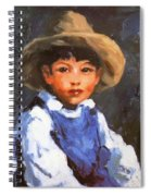 Juan Also Known As Jose No 2 Mexican Boy 1916 Spiral Notebook