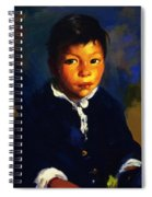 Juanita Also Known As Little Half Breed 1917 Spiral Notebook