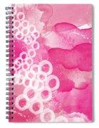 Jubilee- Abstract Art Spiral Notebook