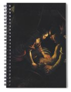 Judith And Holofernes Spiral Notebook