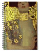 Judith Spiral Notebook