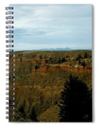 Judith River Cliffs Spiral Notebook