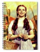 Judy Garland, Dorothy Spiral Notebook