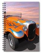 Juiced Spiral Notebook