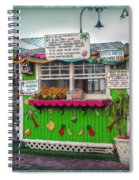 Juices And Smoothies Spiral Notebook