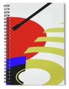 Jukebox Spiral Notebook