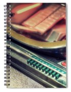 Jukebox Spiral Notebook