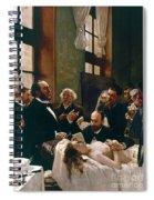 Jules Emile Pean (1830-1898) Spiral Notebook