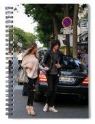 Julian Perretta Spiral Notebook
