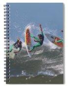 Julian Wilson Compilation Spiral Notebook
