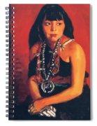 Julianita 1922 Spiral Notebook