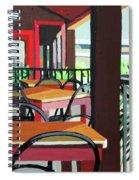 Julio's Spiral Notebook