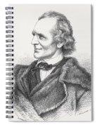 Julius Schnorr Von Carolsfeld, 1794 Spiral Notebook
