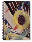July 4th - 274 Spiral Notebook