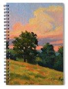 July Thunderhead Spiral Notebook