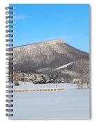 Jump Mountain Spiral Notebook