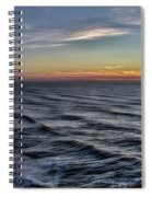 Jumping Off Place Spiral Notebook