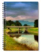 June 15 2010 Spiral Notebook
