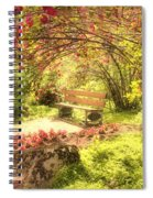 June 20 2010 Spiral Notebook