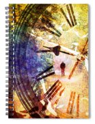 June 5 2010 Spiral Notebook