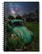 June Bug Spiral Notebook