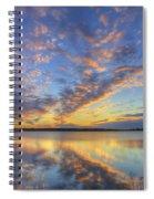 June Morning Spiral Notebook