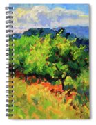 June Orchard Spiral Notebook