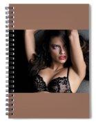 Juneau Skin Serum Spiral Notebook