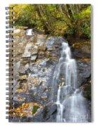Juney Whank Falls In Nc Spiral Notebook
