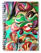 Jungla  Spiral Notebook