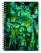Jungle Colors Spiral Notebook