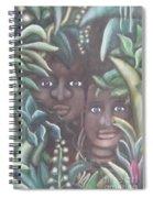 Jungle Depths Spiral Notebook