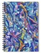 Jungle Garden Spiral Notebook