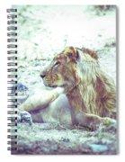 Jungle King Spiral Notebook