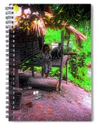 Jungle Life Spiral Notebook