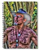Jungle Mission Spiral Notebook