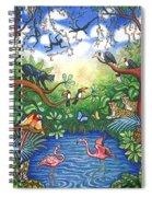 Jungle One Spiral Notebook