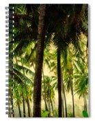Jungle Paradise Spiral Notebook
