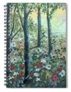 Jungle  Reflection Spiral Notebook