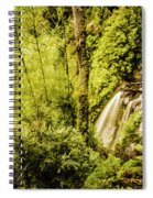 Jungle Steams Spiral Notebook