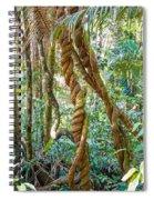 Jungle Vines Spiral Notebook