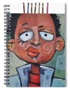 Junior Artist Spiral Notebook