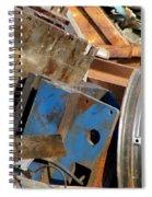 Junk 13 Spiral Notebook