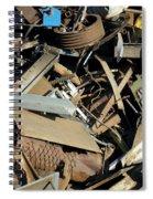 Junk 2 Spiral Notebook