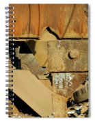 Junk 4 Spiral Notebook