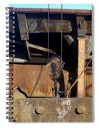 Junk 5 Spiral Notebook