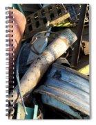 Junk 9 Spiral Notebook