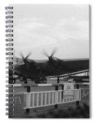 Junkers G38 Spiral Notebook