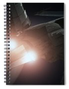 Jupiter Patrol  Spiral Notebook
