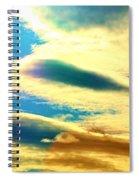 Jupiter Rising Spiral Notebook